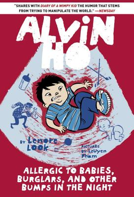 Allergic to Babies, Burglars, and Other Bumps in the Night By Look, Lenore/ Pham, Leuyen (ILT)